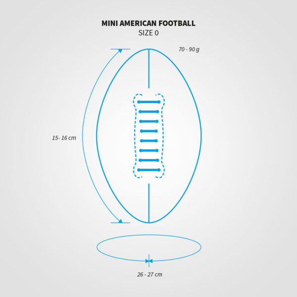 Sizechart_American Football Mini Size 0